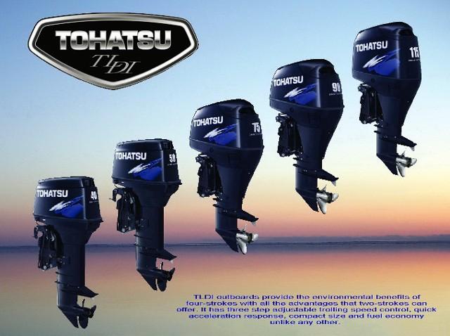 08/2008 О лодочных моторах Тohatsu